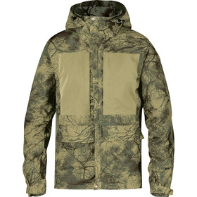 Fjällräven Lappland Hybrid Jacket Men camo green-laurel green